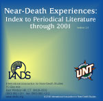 NDE Research Index, v2 - Individuals IANDS Member Upgrade