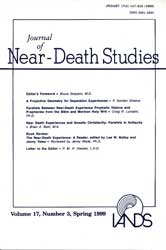 Journal of Near-Death Studies
