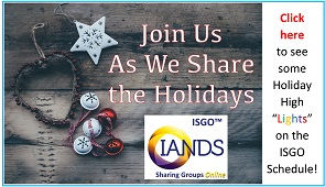 ISGO Holiday Schedule page