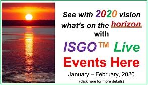 ISGO Live Events