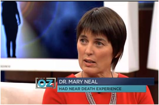 Dr Mary Neal's NDE