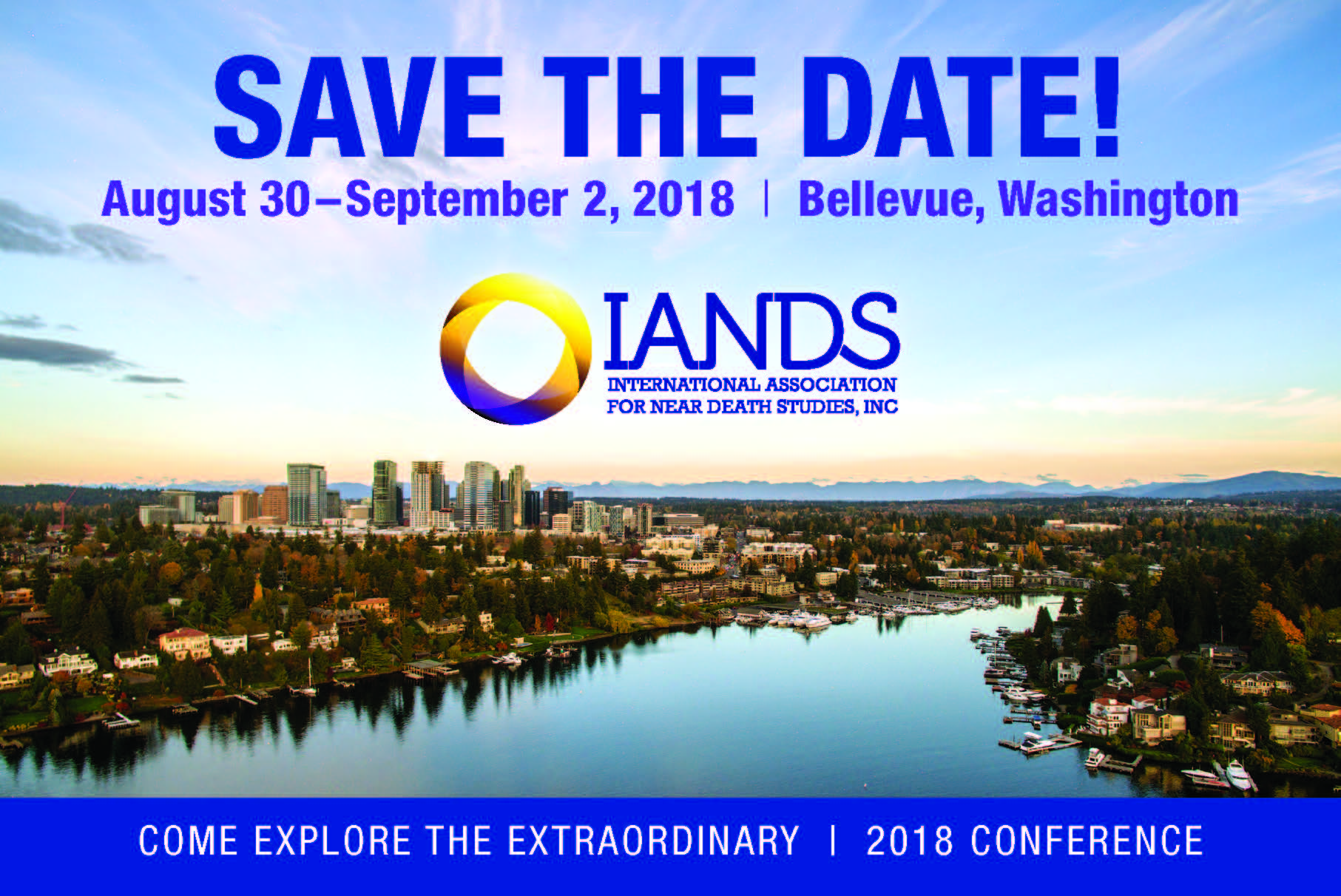 IANDS Save the Date 2018